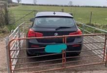 """صورة ركن سيارته أمام مدخل مزرعة.. فانتقم الفلاح بـ""""طريقة جهنمية"""""""