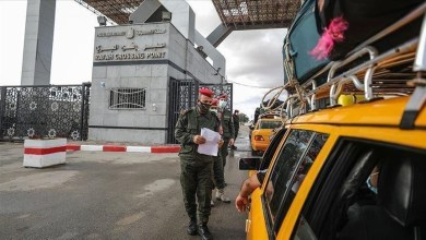 """صورة بالأسماء: كشف """"التنسيقات المصرية"""" للسفر عبر معبر رفح الأحد"""