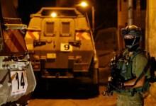 صورة الاحتلال يعتقل 5 مواطنين من بلدة حزما