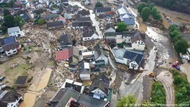 صورة 20 قتيلا على الأقل وعشرات المفقودين جراء فيضانات عارمة غرب ألمانيا