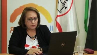 """صورة وزيرة الصحة و""""هيئة الأسرى"""" يستنكران اعتقال الاحتلال مدير عام """"لجان العمل الصحي"""""""