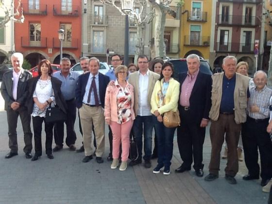 Presentació llista PP Balaguer (Autor: PP Balaguer)