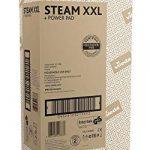 Vileda – Balai vapeur Steam XXL – Nettoyeur vapeur multi-surfaces – Idéal pour tous types de sols et moquette – Patin de rechange inclus