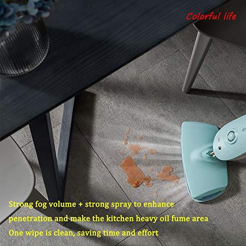 Balai vapeur électrique à haute température, manufacturé pour le nettoyage de la machine à laver sans fil pour usage domestique, forte absorption, sol non destructif