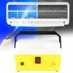 Emoshayoga Nettoyeur Vapeur Anti-Sec Nettoyeur Vapeur électrique 4.5Bar Nettoyeur Vapeur Nettoyage Vapeur Haute température Machine de Nettoyage Vapeur 4.5Bar(European regulations)