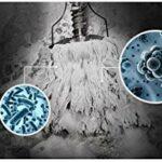 Nettoyeur vapeur électrodomestiques portable Mop haute température Aspirateur stérilisation et Mite Eliminator ggsm