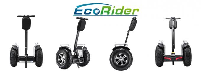 EcoRider 21 Inch Segway Electric Scooter , 2000w Segway
