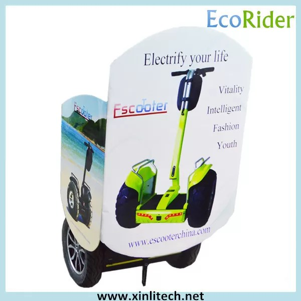 New Design Two Wheel Standing Off Road Self Balancing Electric Scooter Vehicle
