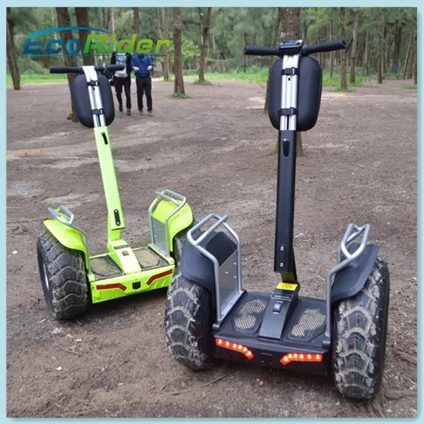 Security Segway Electric Scooter Off Road Tour Two Wheeled Vehicle
