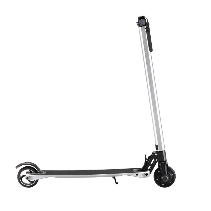 Light Weight 6.5 Inch 2 Wheel Folding Scooter Electric For