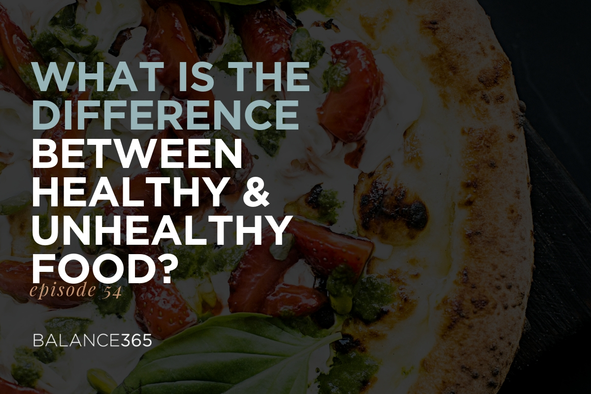 54 What Is The Difference Between Healthy Amp Unhealthy