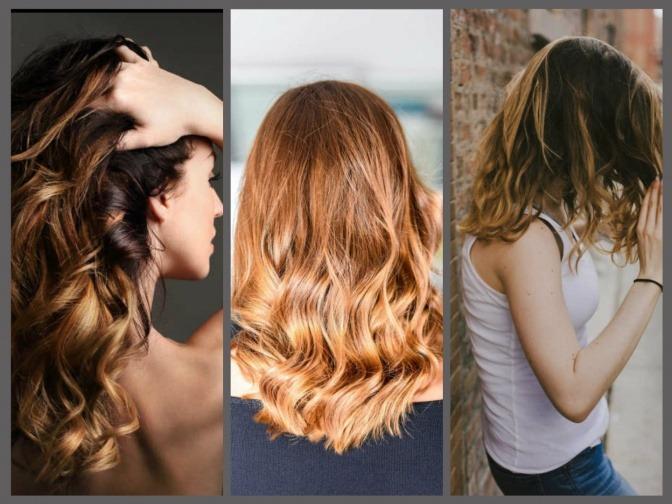 Inspirierende Farbentrends Haare Frühjahr Sommer 2017