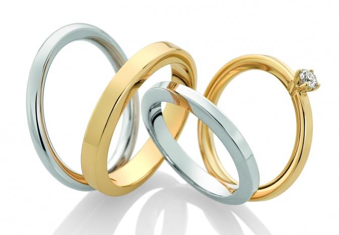 Verlobungsringe individuell gefertigt als perfekte