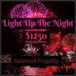 Light Up the Night $1250 Cash Giveaway