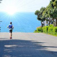 加圧でマラソントレーニング
