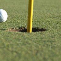 ゴルフと瞑想