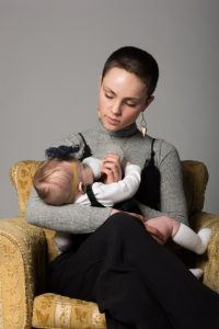 産後の股関節痛