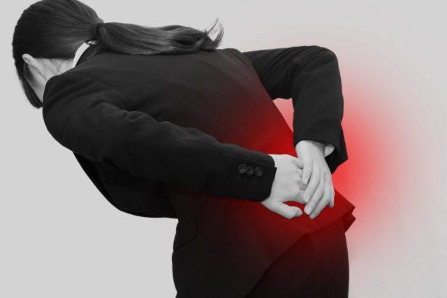 効く鍼腰痛症例