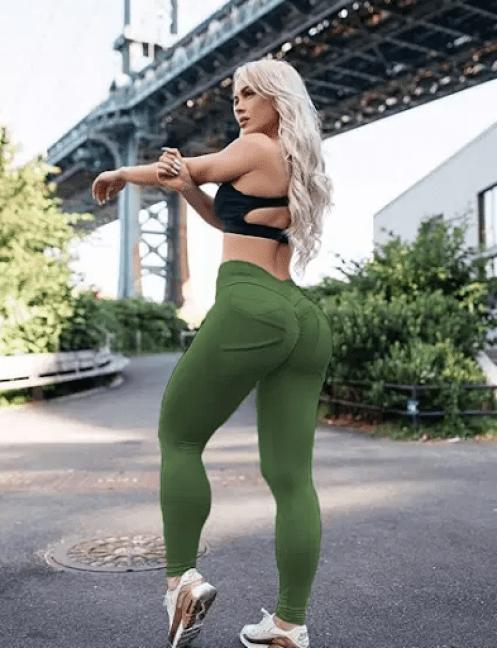 Glutes + Butt + Better Butt