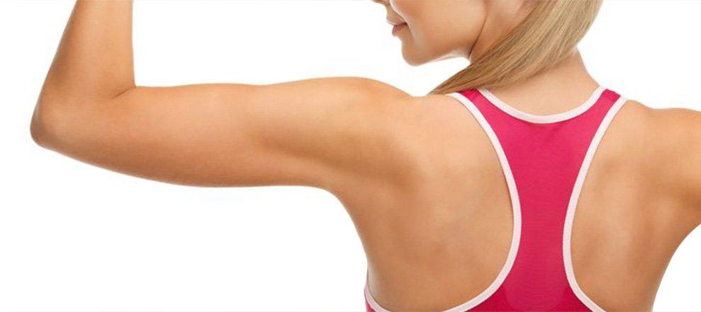 No More Bra Bulge – Back Exercises