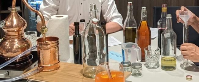 Gin Workshop 02