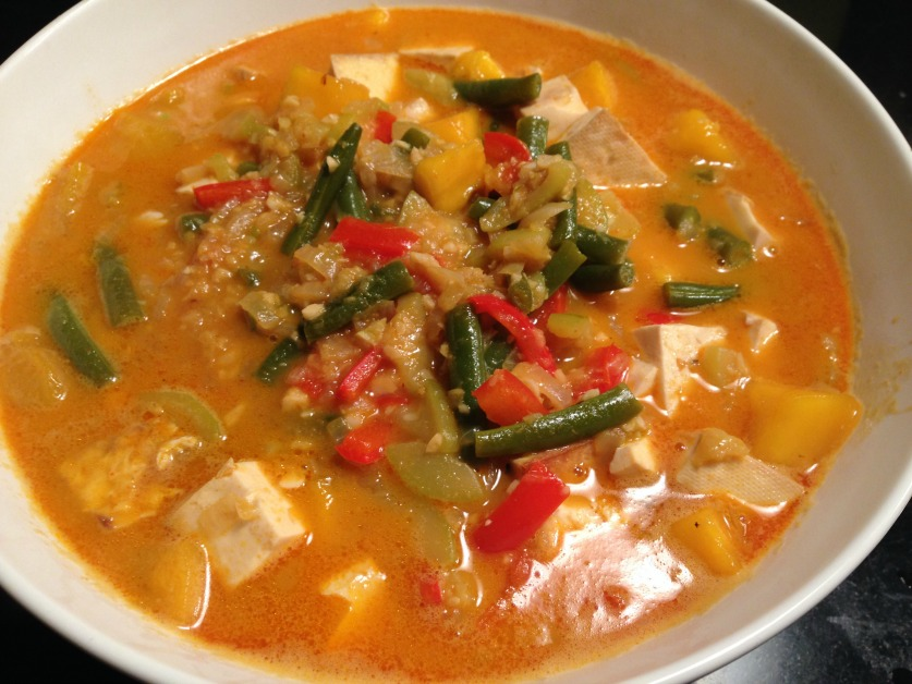 Recipe of the Week Mango Curry  Balance In Motion