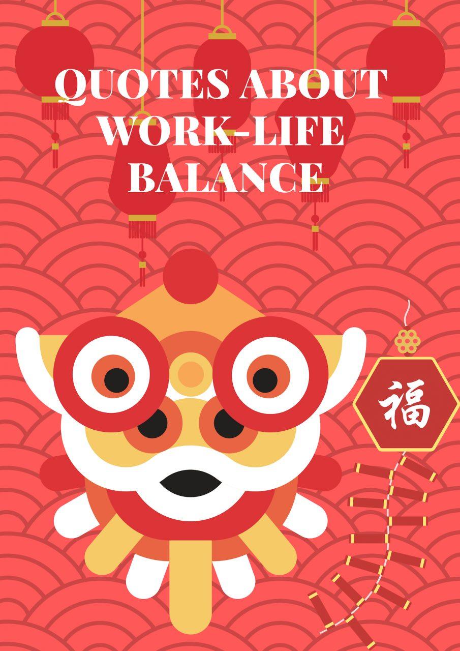 120 Quotes About Work- Life Balance - Balance of Life
