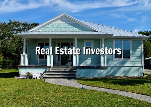 real estate investors mortgage without tax returns