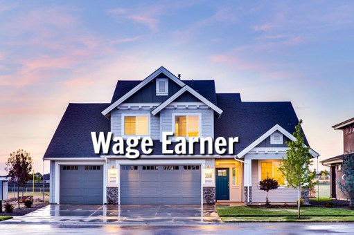 wage earner mortgage without tax returns