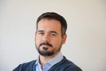 David Villaverde director de servicios de proximidad en Ilunion Sociosanitario
