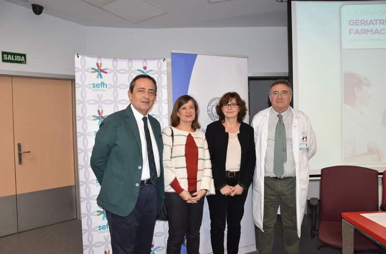 Geriatras y farmacéuticos crean sinergias para mejorar la atención a pacientes mayores polimedicados