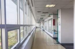 Pavimentos y revestimientos en edificios sociosanitarios