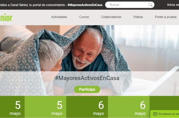 UDP #MayoresActivosEnCasa