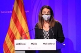 Cataluña aprueba un decreto ley para proteger las residencias de posibles rebrotes