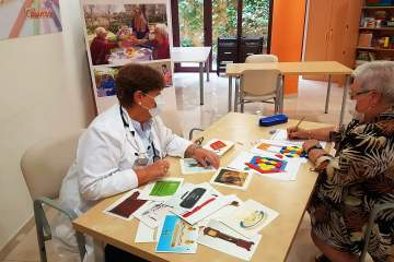 """Un 67 % de enfermos de alzhéimer empeoran a nivel cognitivo y/o funcional a los 4 meses de superar el COVID-19"""