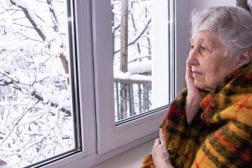 Atención a las personas mayores ante la borrasca Filomena