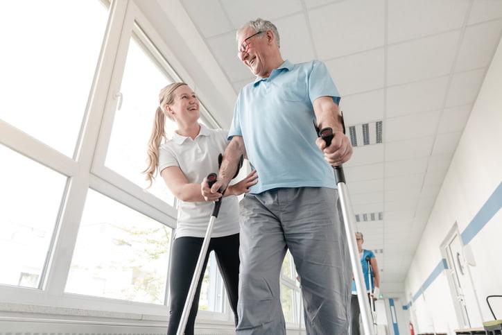 Los centros de Amade se abren a los futuros fisioterapeutas