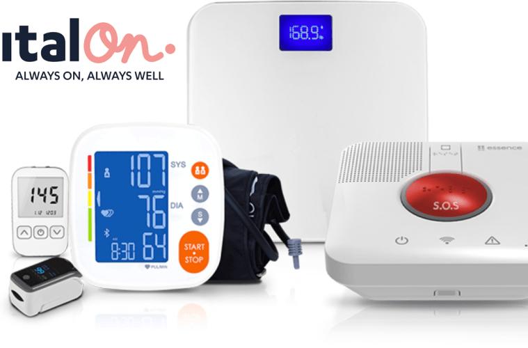 Essence SmartCare lanza VitalOn para la monitorización remota de pacientes