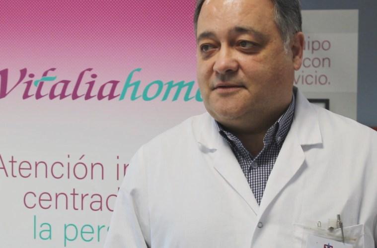 Ginés Sabater, nuevo director Médico de Vitalia Home