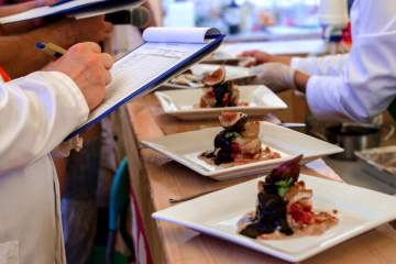 V Torneo de Cocina Orpea