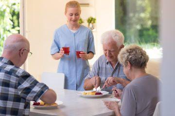 Una adecuada alimentación, determinante para la salud de las personas mayores