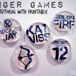 Hunger Game Magnets With Printable Other Ideas Balancing Home