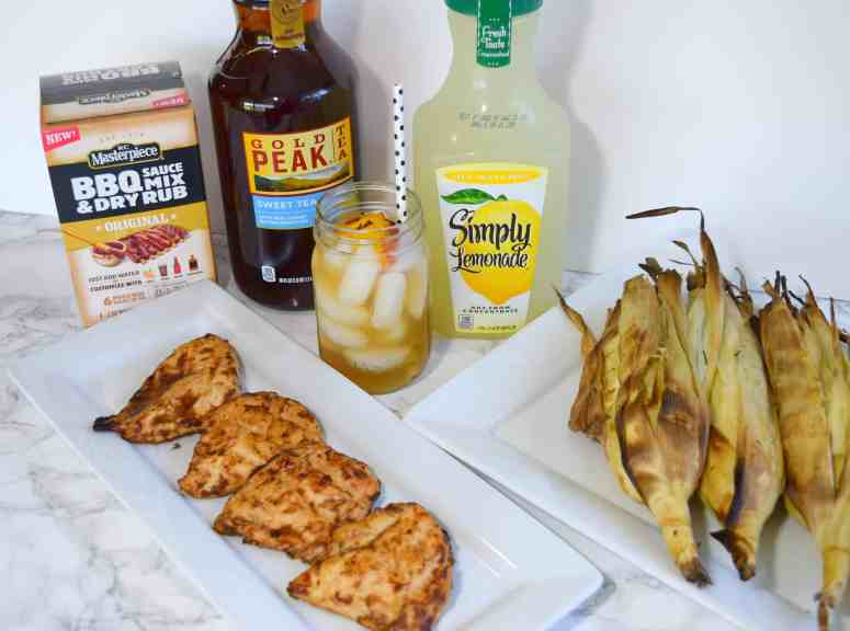 Orlando Lifestyle Blogger, Kristen from Balancing Pieces is sharing the some of the best summer BBQ recipes including BBQ sauce, lemonade and iced tea#BestSummerBBQ.