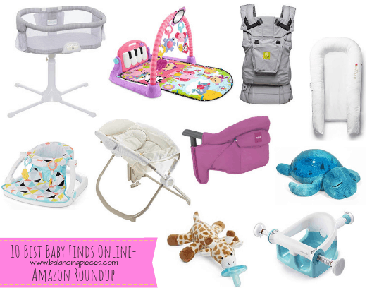 10 Best Baby Finds Online- Amazon Roundup