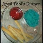 April Fool's Dinner
