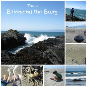 This is balancing the busy
