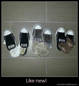 3 clean converse