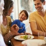 Strengthen Your Family: Eat Dinner Together