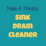 sink drain cleaner