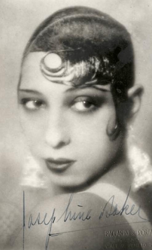 Josephine Baker  Le Bal Blomet